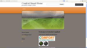 web2py comfort on off