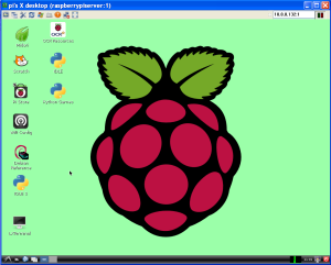 Raspberry Pi VNC remote desktop