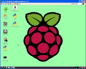 Raspberry Pi VNC remote desktop