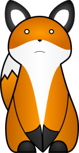 stupid fox printable