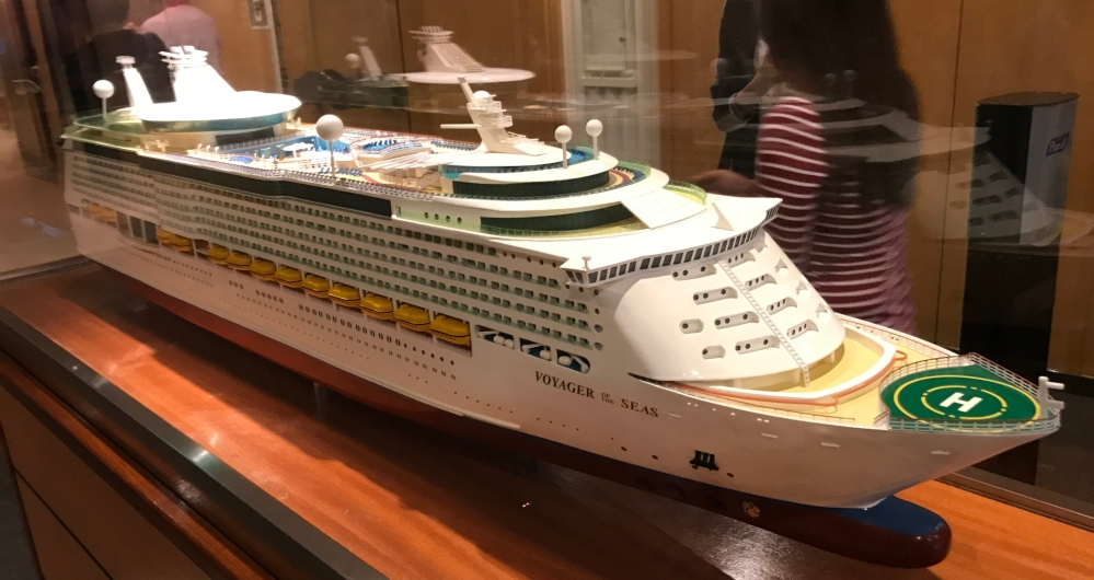 miniature of royal Caribbean voyager of the seas