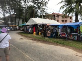 Phuket tourist market